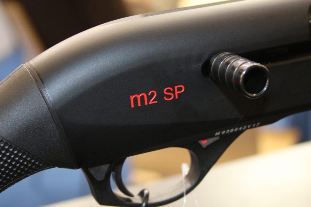 Naujasis Benelli modelis M2 SP