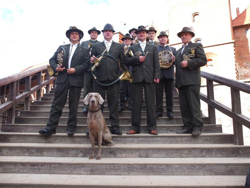 Medžiokles orkestras Tauro ragai