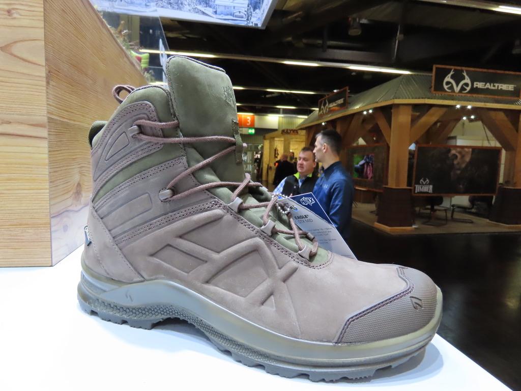 Haix Black Eagle Nature – universalūs batai, tinkami ir medžioklei