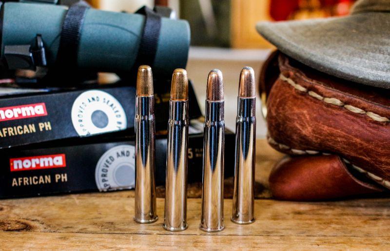 Norma .375 H&H Magnum